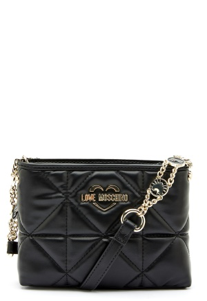 Love Moschino Jewel Strap Bag 000 Black One size