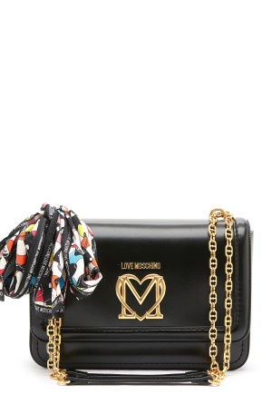 Love Moschino New Love Moschino Scarf Bag 000 black One size