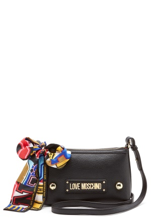 Love Moschino Small Scarf Bag Black One size