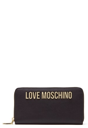 Love Moschino Wallet Black One size