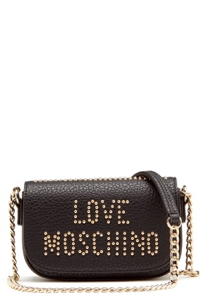 Love Moschino Love New Bag Black/Gold One size