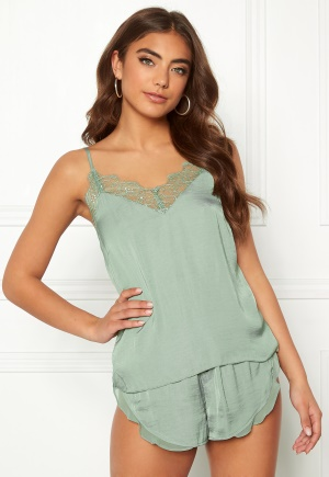 Love Stories Camelia Camisole Top Grey Lily M