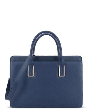 LYDC London Handväska, Liza Blå One size