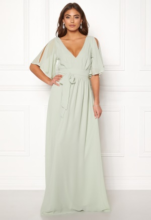 Make Way Isobel dress Light green 40