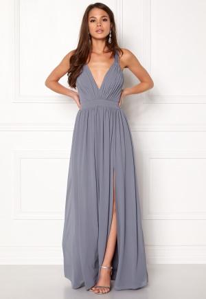 Make Way Jonna Maxi Dress Dusty blue 36