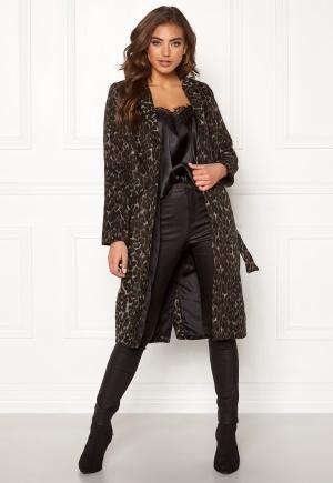 Make Way Penelope coat Leopard 34