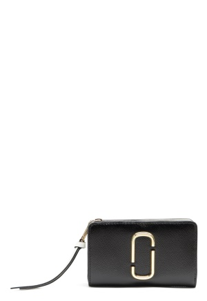 The Marc Jacobs Compact Wallet 002 Black Multi One size