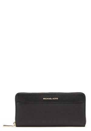 Michael Michael Kors Continental Wallet Black One size