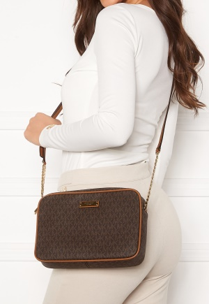 Michael Michael Kors Large Crossbody 200 Brown One size