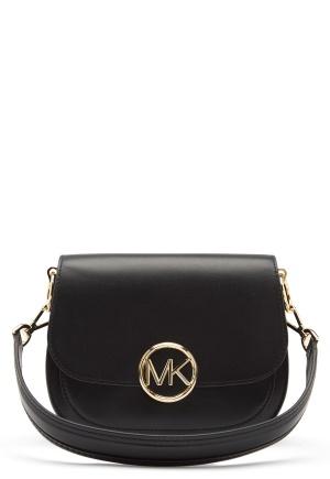 Michael Michael Kors Lillie MD Messenger Black One size