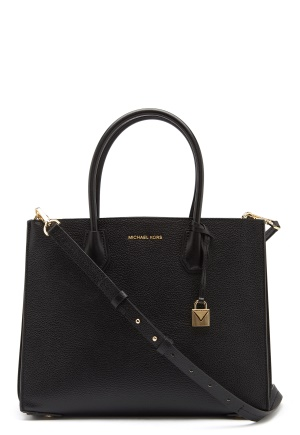 Michael Michael Kors Mercer Tote Bag Black One size