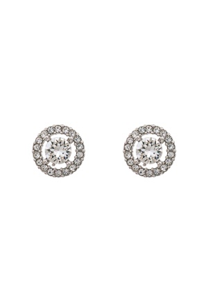 LILY AND ROSE Miss Miranda Earrings Crystal One size
