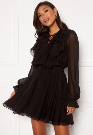 Miss Sixty DJ0320 Dress Black L