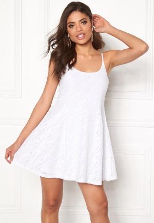 Image of Model Behaviour Nova Dress White 36