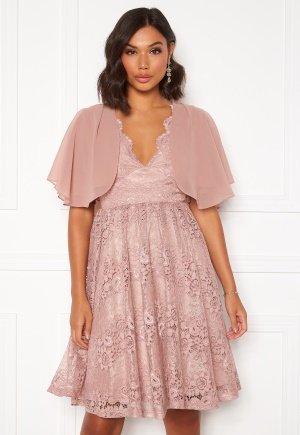 Moments New York Amelia Cover up Dusty pink 36