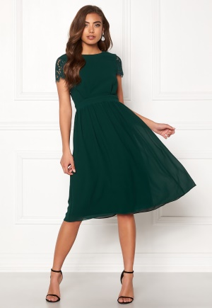 Moments New York Camellia Chiffon Dress  34