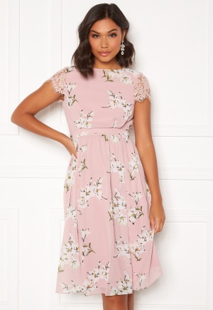 Moments New York Camellia floral Dress Floral 44