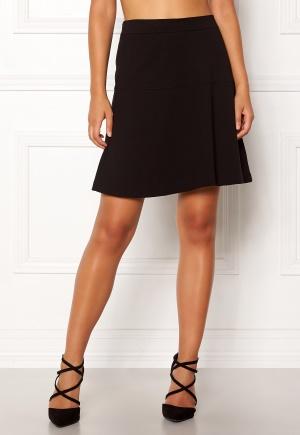 Boomerang Munte Interlock Skirt Black L