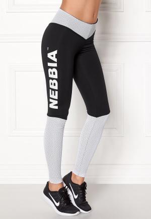 NEBBIA Heart Butt Tights Svart M