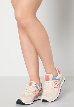 New Balance WL574 Sneakers Beige 36