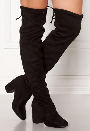 New Look Erica High Leg Boots Black 39 (UK6)