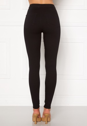 Noisy May Ella Super HW Jeans Black L/32