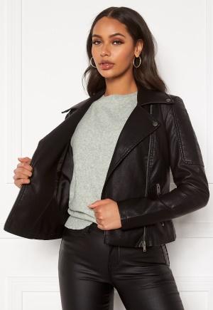 Image of Noisy May Rebel L/S Jacket Black S