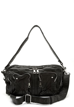 Nunoo Alimakka Washed Bag Black One size