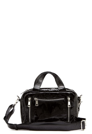 Nunoo Donna Gloss  Bag Black One size