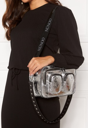 Nunoo Ellie Cool Bag Silver One size