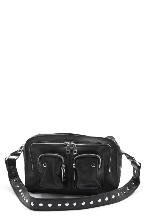Nunoo Ellie Silky Black Bag Black One size