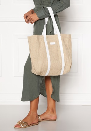 Nunoo Large Shopper Sand One size