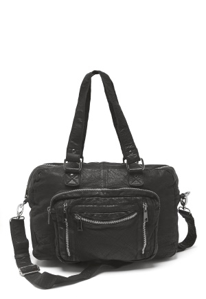 Nunoo Mille washed Black One size