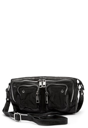 Nunoo Stine Washed Bag Black One size