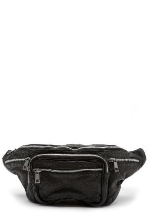 Nunoo Yoo Washed Bag Black One size