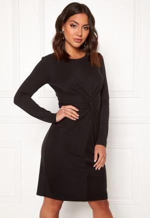 OBJECT Alberte L/S Dress Black S