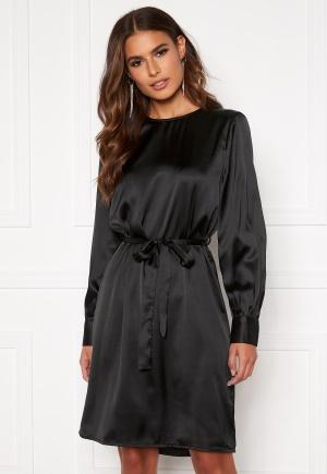 OBJECT Alina L/S Dress Black 34