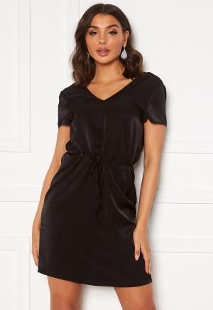OBJECT Eileen S/S Lace Dress Black 40