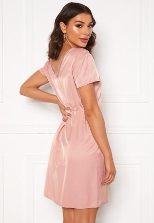 OBJECT Eileen S/S Lace Dress Misty Rose 34
