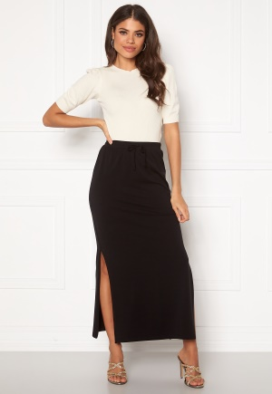 OBJECT Stephanie Maxi Skirt Black XS