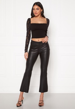 OBJECT Tilde MW Kickflared Pant Black 40