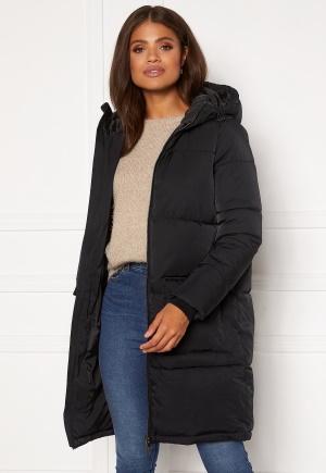 OBJECT Zhanna L/S Long Jacket Black L