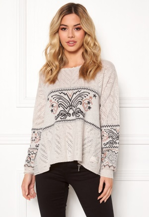 Odd Molly Arctic Wings Sweater Powder XS (0)