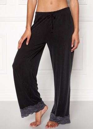 Odd Molly Cherry Pants Almost Black XL (4)