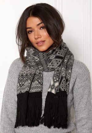 Odd Molly Fling Scarf Almost Black One size thumbnail