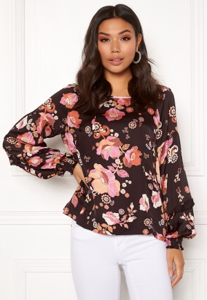 Image of Odd Molly Love Bells Blouse Multi L (3)