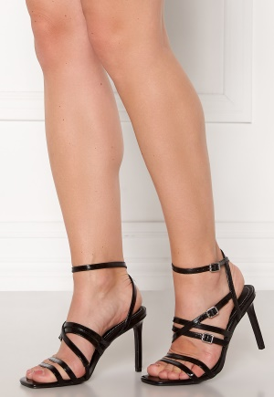 ONLY Alyx PU Heeled Sandal Black 41