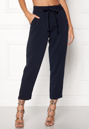 ONLY Becky Belt Ankle Pant Night Sky L/32 ONLY