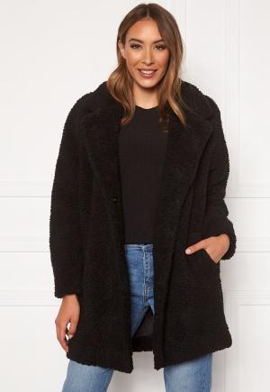 ONLY Laurelia Sherpa Coat Black XS