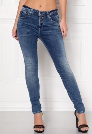 ONLY Liberty Antifit Jeans Medium Blue Denim 25/30